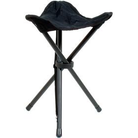 Relags Travelchair Taburete de 3 patas de acero